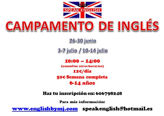 English Summer Camp 2017 Ventín 14